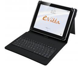 KeyTab USB teclado para móvil Negro Español - Imagen 1