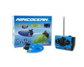 NNH99023 Control remoto de maquetas radio control (RC) Submarino 2 canales Negro, Azul Polímero de litio 80 mAh - Imagen 1