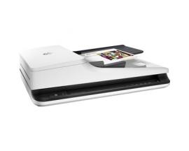 Escaner plano hp scanjet pro 2500 f1 20ppm/ 1200ppp/ usb/ duplex/ adf 50 paginas - Imagen 1