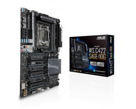 ASUS WS C422 SAGE/10G placa base para servidor y estación de trabajo LGA 2066 (Socket R4) CEB Intel® C422 - Imagen 1