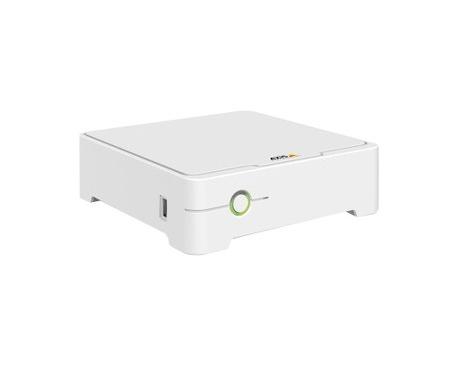 Estación de videovigilancia AXIS - 4 Canales - Grabador de vídeo en red - MPEG-4 AVC, H.264 Formatos - 1 TB Disco duro - 512 MB