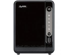 Sistema de almacenamiento NAS ZyXEL NAS326 - De Escritorio - Marvell ARMADA 380 Single-Core (1 Core) 1,30 GHz DDR3 SDRAM - Serie