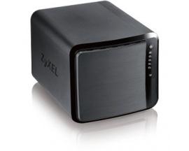 Sistema de almacenamiento NAS ZyXEL NAS542 - De Escritorio - Freescale Cortex A9 Dual-core (2 Core) 1,20 GHz - 1 GB RAM DDR3 SDR