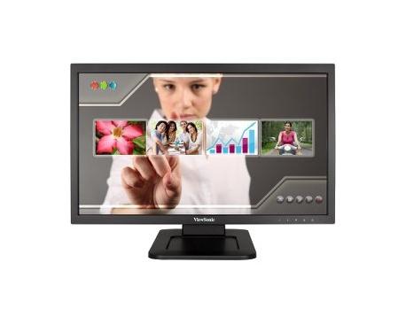 "Monitor de pantalla táctil LCD Viewsonic TD2220-2 - 55,9 cm (22"") - 16:9 - 5 ms - Óptico - Pantalla Multi-táctil - 1920 x 10"