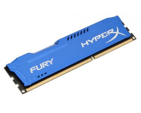 HyperX FURY Blue 4GB 1333MHz DDR3 módulo de memoria - Imagen 1
