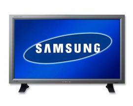 Samsung 320PX Led 32 '' 16:9 · Resolución 1366x768 · Respuesta 8 ms · Contraste 5000:1 · Brillo 350 cd/m2 · Ángulo visión 178°v