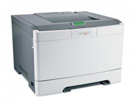 Lexmark C543DN Tamaño de papel A4 · Dúplex · Blanco y negro 20ppm · Color 20ppm · Resolución 1200x1200ppp · Memoria RAM 128Mb. ·