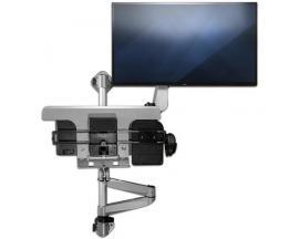 StarTech.com Estación de Trabajo de Montaje en Pared - para 1 Monitor - Premium - Imagen 1