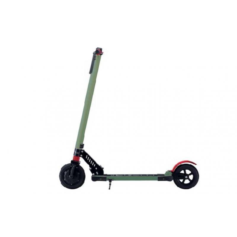 URBAN85K patinete eléctrico 24 kmh Verde, Rojo - Imagen 1