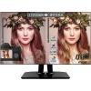 "Monitor LCD Viewsonic VP2468 - 61 cm (24"") - LED - 16:9 - 4 ms - 1920 x 1080 - 16,7 Millones de colores - 250 cd/m² - 2"