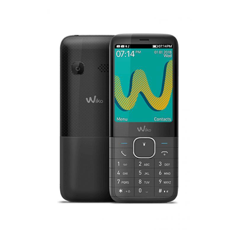 "Riff3 Plus 6,1 cm (2.4"") 73,5 g Negro Característica del teléfono - Imagen 1"