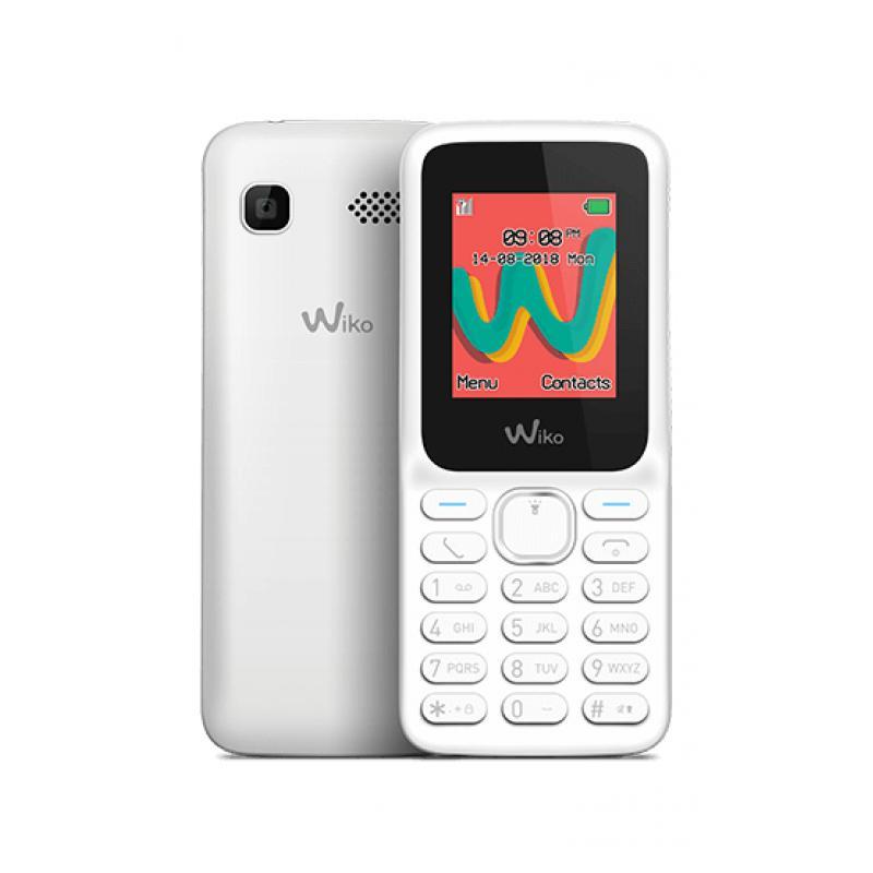 """Lubi5 Plus 4,57 cm (1.8"""") 66,2 g Blanco Característica del teléfono - Imagen 1"""