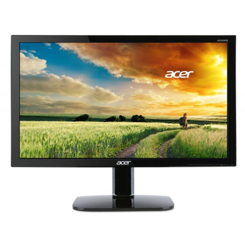"Acer KA240HQBbid 23.6"" Full HD LED Negro pantalla para PC - Imagen 1"