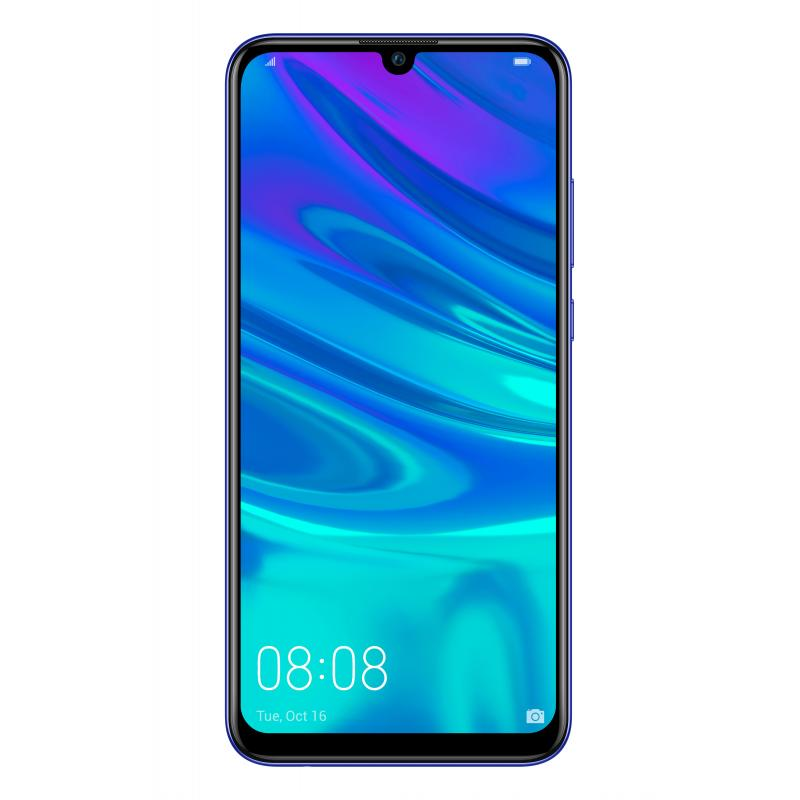 "P smart+ 2019 15,8 cm (6.21"") 3 GB 64 GB Ranura híbrida Dual SIM 4G Azul 3400 mAh - Imagen 1"