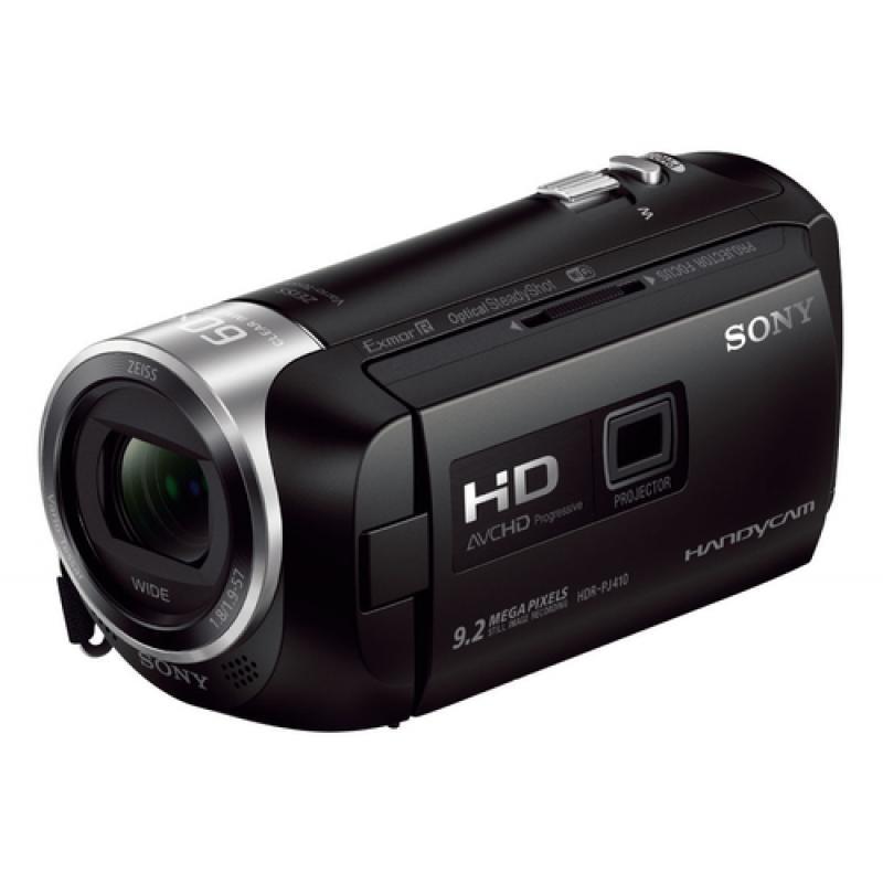 Sony HDRPJ410 2,29 MP CMOS Videocámara manual Negro Full HD - Imagen 1
