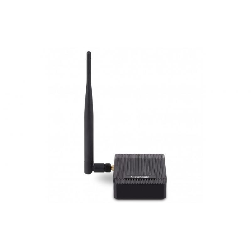 NMP-302w reproductor multimedia y grabador de sonido 8 GB Wifi Negro - Imagen 1