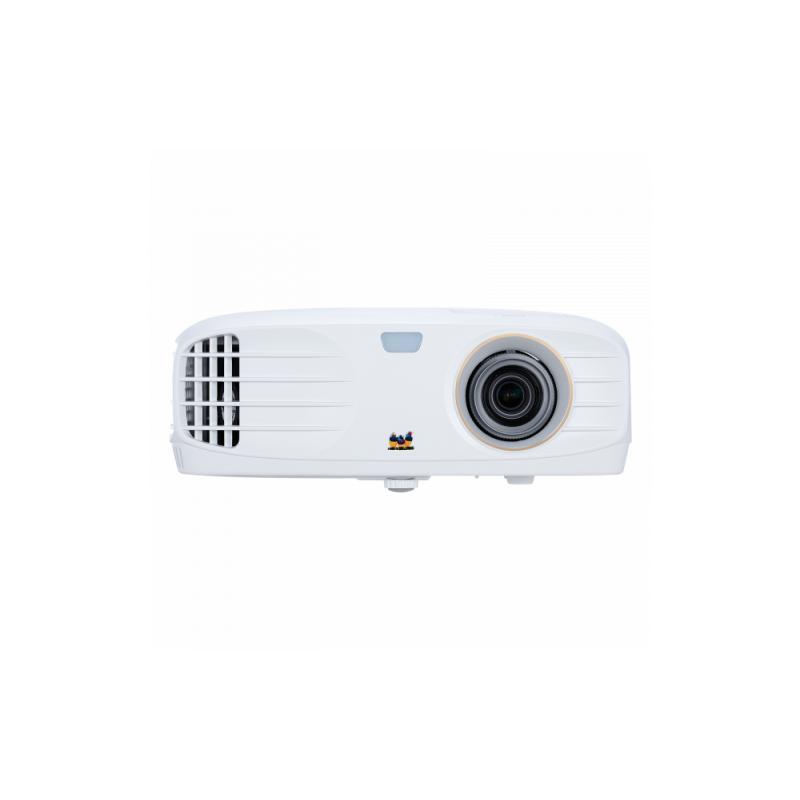 PX747-4K videoproyector 3500 lúmenes ANSI DLP 2160p (3840x2160) Proyector para escritorio Blanco - Imagen 1