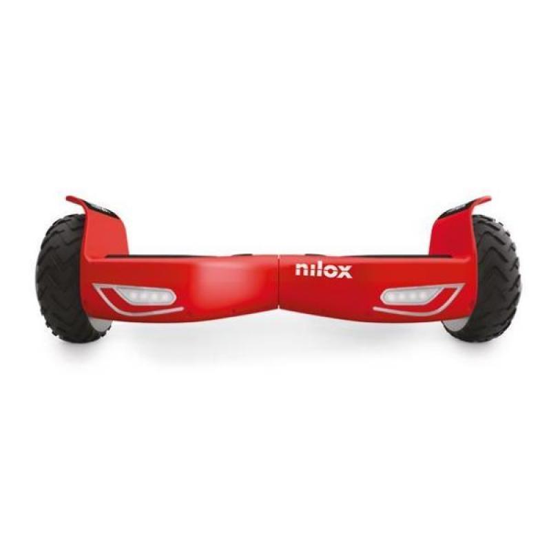 30NXBK65NWN08 scooter auto balanceado 10 kmh Negro, Rojo 4300 mAh - Imagen 1
