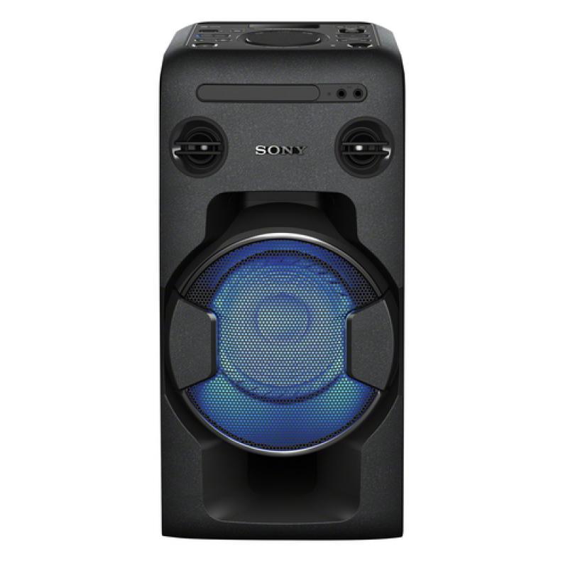 Sony MHCV11 sistema de megafonía Sistema de megafonía independiente Negro - Imagen 1