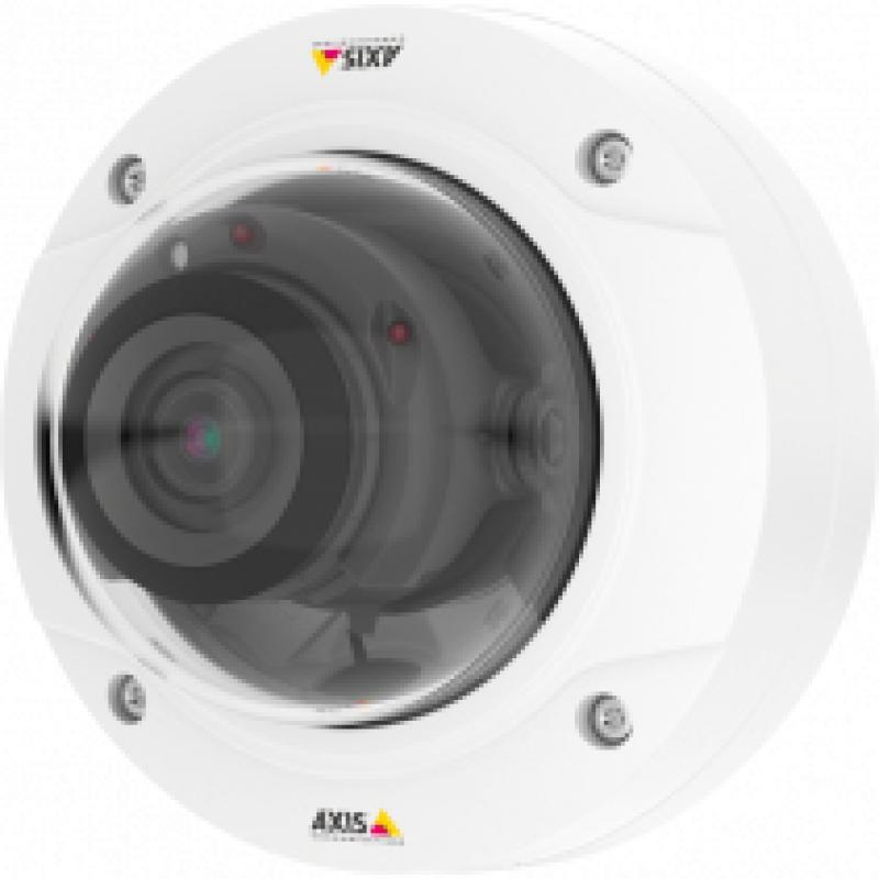 P3235-LV Cámara de seguridad IP Almohadilla Negro, Blanco 1920 x 1080 Pixeles - Imagen 1
