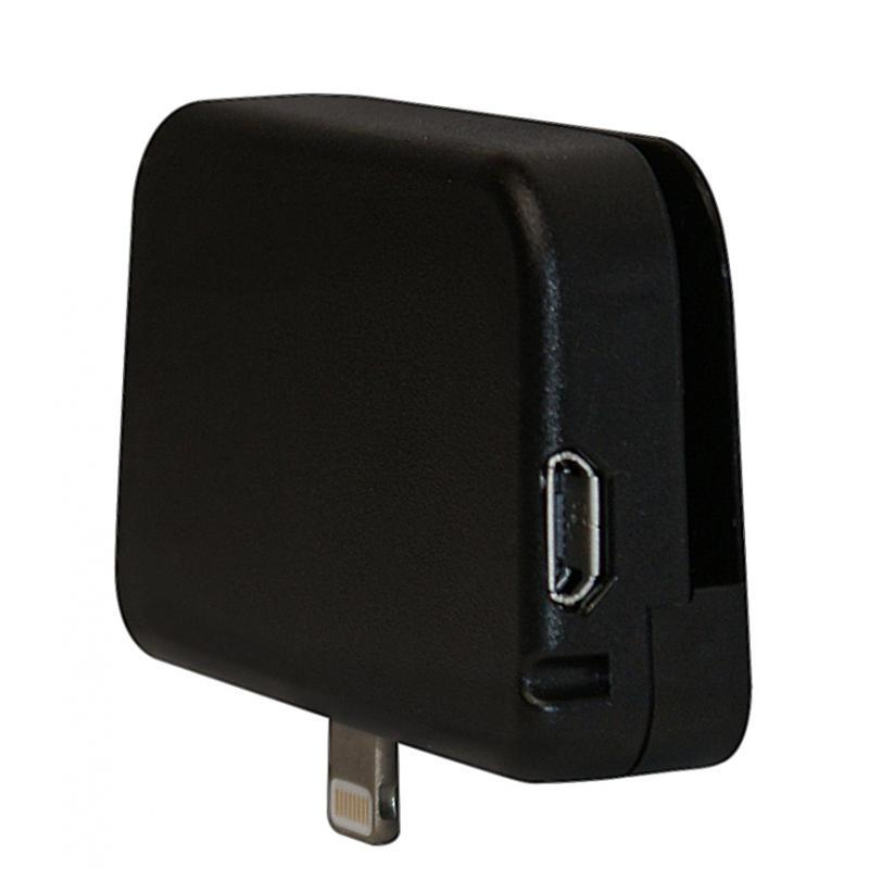 iMag Pro II lector de tarjeta magnética Lightning Negro - Imagen 1