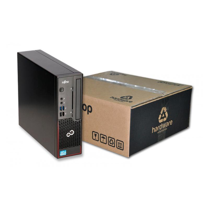 Fujitsu C910 USFF Intel Core i7 3770 3.4 GHz. · 16 Gb. DDR3 RAM · 240 Gb. SSD · DVD-RW · COA Windows 7 Pro actualizado a Windows