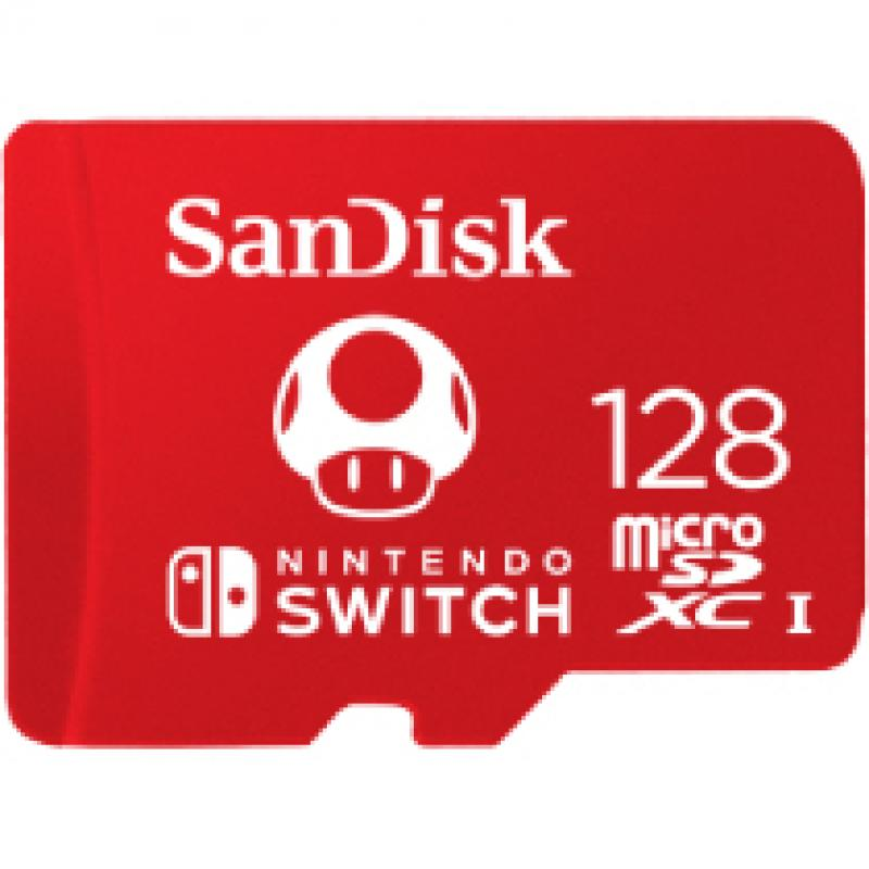 SDSQXAO-128G-GNCZN memoria flash 128 GB MicroSDXC - Imagen 1