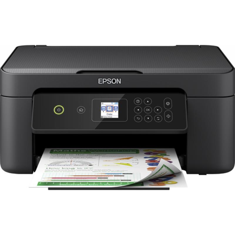 Epson Expression Home XP-3100 Inyección de tinta 33 ppm 5760 x 1440 DPI A4 Wifi - Imagen 1