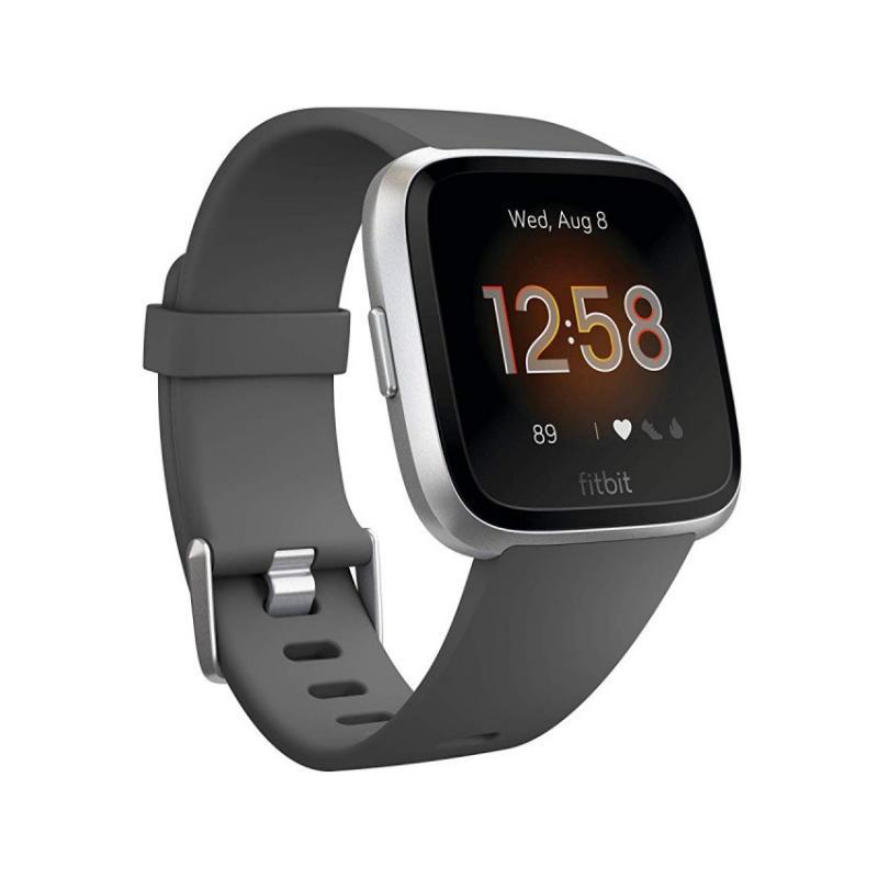"Versa Lite reloj inteligente Plata LCD 3,4 cm (1.34"") - Imagen 1"