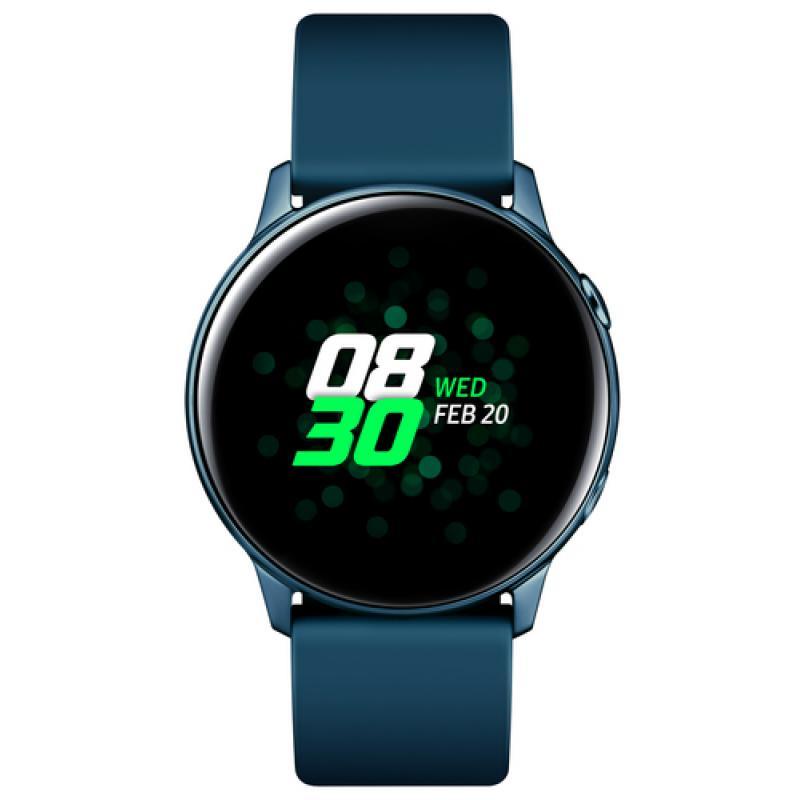 "Samsung SM-R500 reloj inteligente Verde SAMOLED 2,79 cm (1.1"") GPS (satélite) - Imagen 1"