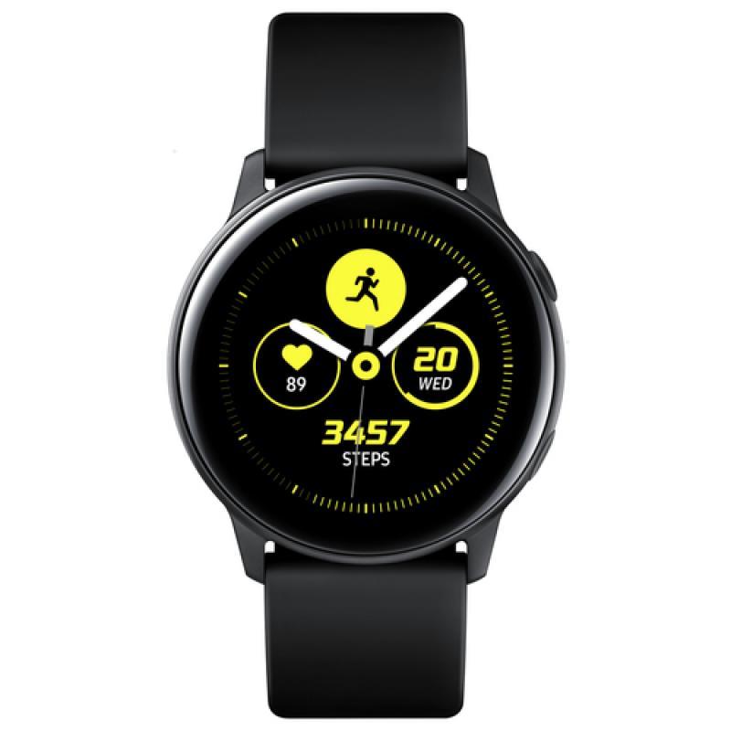 "Samsung SM-R500 reloj inteligente Negro SAMOLED 2,79 cm (1.1"") GPS (satélite) - Imagen 1"