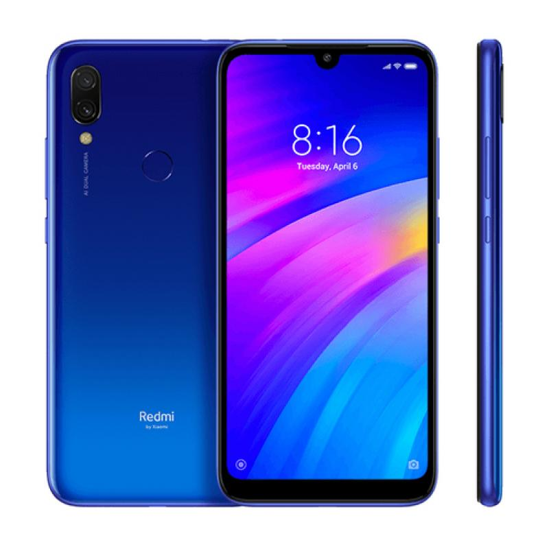 "Redmi 7 15,9 cm (6.26"") 3 GB 64 GB SIM doble Azul 4000 mAh - Imagen 1"