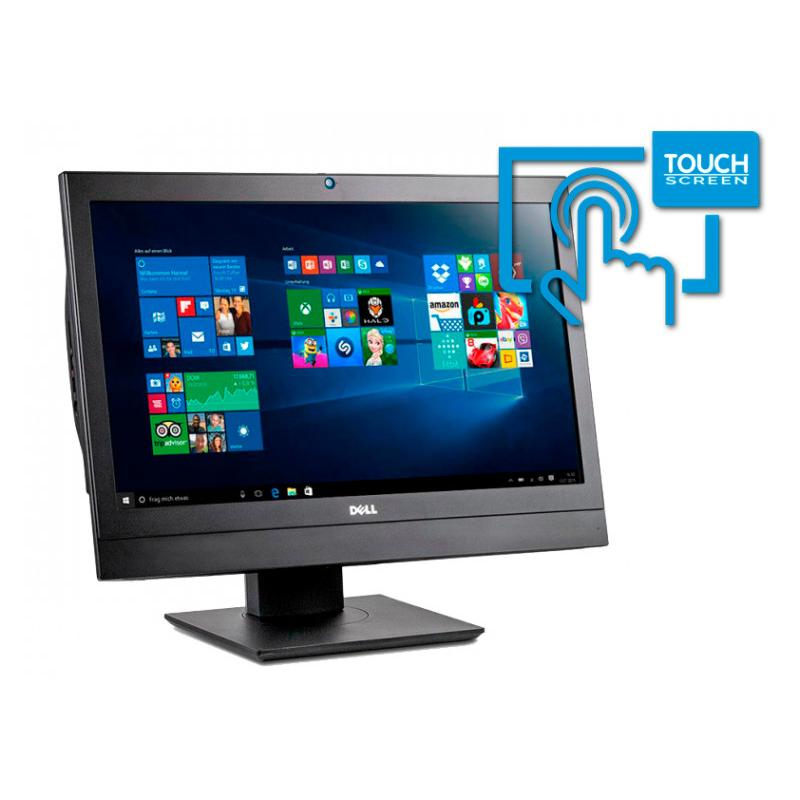 Dell 7440 AIO Táctil Intel Core i5 6500 3.2 GHz. · 8 Gb. SO-DDR4 RAM · 256 Gb. SSD · COA Windows 8 actualizado a Windows 10 Home