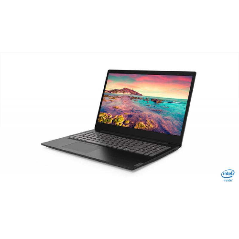 """Lenovo IdeaPad S145 Negro Portátil 39,6 cm (15.6"""") 1366 x 768 Pixeles 8ª generación de procesadores Intel® Core™ i7 i7-8565U 8 G"""
