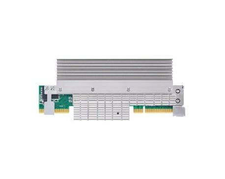 Controlador SAS Asus PIKE 2108-32PD - Serie ATA/600 - PCI Express 2.0 - Tarjeta Plug-in Reserva de batería - Compatibilidad con