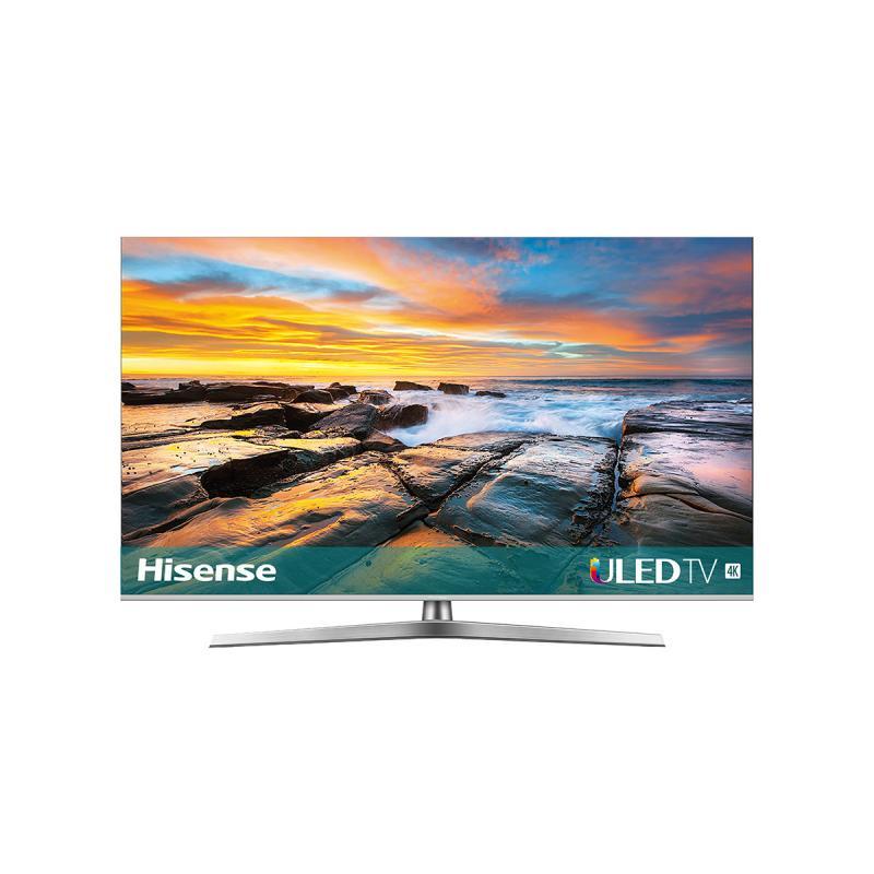 "H50U7B TV 125,7 cm (49.5"") 4K Ultra HD Smart TV Wifi Negro, Plata"