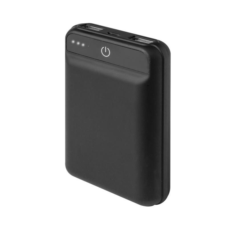 PBPOCKET10000BK batería externa Negro Polímero de litio 10000 mAh - Imagen 1