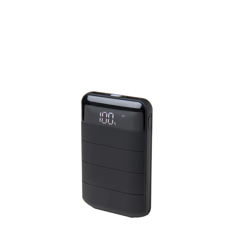 PBLCD7500BK batería externa Negro Ión de litio 7500 mAh - Imagen 1