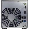 Sistema de almacenamiento NAS ASUSTOR AS5004T - De Escritorio - Intel Celeron J1800 Dual-core (2 Core) 2,41 GHz - 1 GB RAM DDR3L