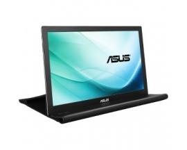 "ASUS MB169B+ 15.6"" Full HD LED Negro, Plata pantalla para PC"