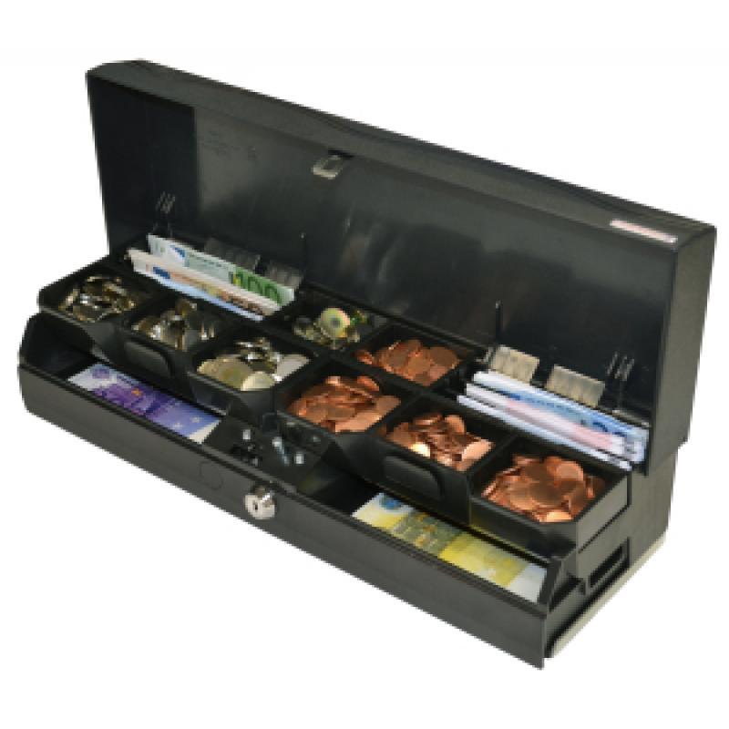cash trays caja para dinero en efectivo Gris - Imagen 1