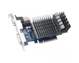 Tarjeta Gráfica Asus 710-1-SL - GeForce GT 710 - 954 MHz Principal - 1 GB DDR3 SDRAM - PCI Express 2.0 - 64 bit Ancho de bus - R