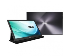 "ASUS MB169C+ 15.6"" Full HD LED Negro, Gris pantalla para PC"