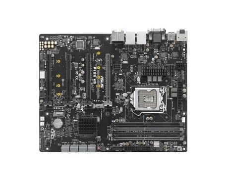 Placa Base de Estación de Trabajo Asus P10S WS - Intel Conjunto de Circuitos Integrados - Socket H4 LGA-1151 - ATX - 1 x Soporte