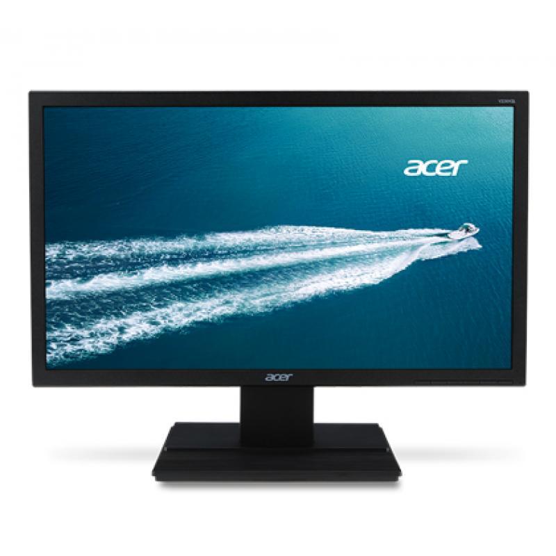 "Acer V6 V226HQL pantalla para PC 54,6 cm (21.5"") 1920 x 1080 Pixeles Full HD LED Plana Negro - Imagen 1"