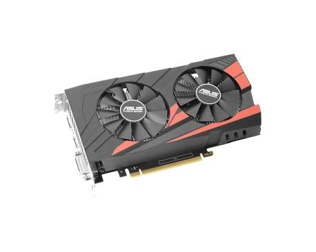 Tarjeta Gráfica Asus EX-GTX1050TI-O4G - GeForce GTX 1050 Ti - 1,34 GHz Principal - 1,46 GHz Boost Clock - 4 GB GDDR5 - PCI Expre
