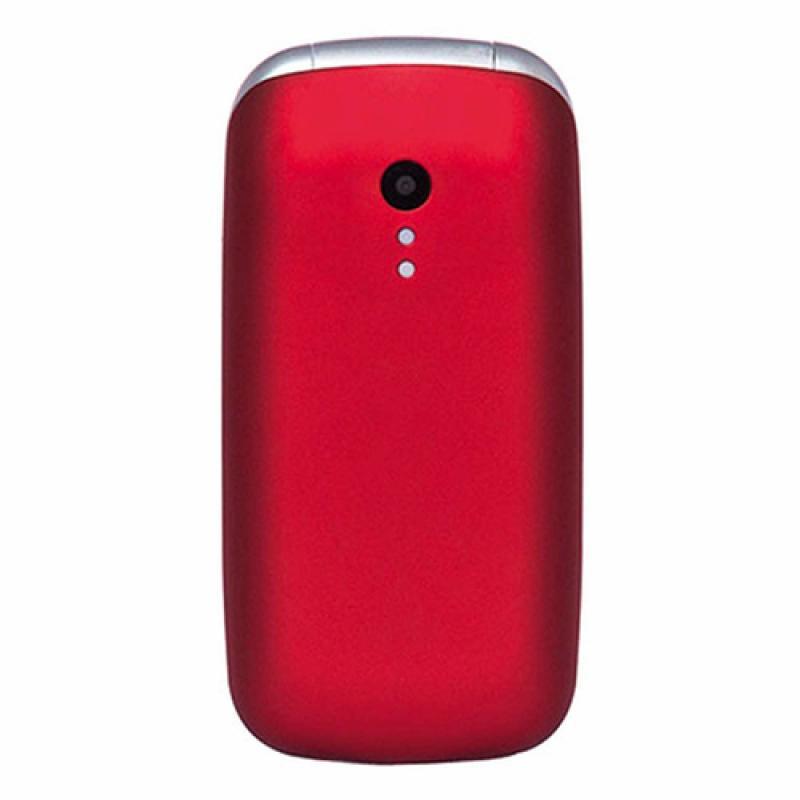 """Thomson Serea 63 6,1 cm (2.4"""") 114,5 g Rojo Característica del teléfono - Imagen 1"""