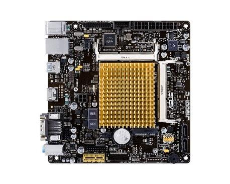 Placa Base de Ordenador de Escritorio Asus J1800I-C - Intel Conjunto de Circuitos Integrados - Socket BGA-1170 - Intel Celeron J