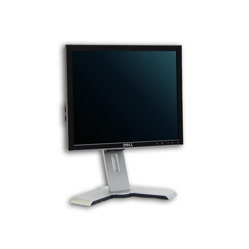 Dell E157FP LCD 15 '' 4:3 · Resolución 1024x768 · Dot pitch 0.297 mm · Contraste 450:1 · Brillo 250 cd/m2 · Ángulo visión 140°v