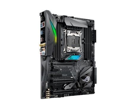 Placa Base de Ordenador de Escritorio ROG STRIX X299-E GAMING - Intel Conjunto de Circuitos Integrados - Socket R4 LGA-2066 - AT